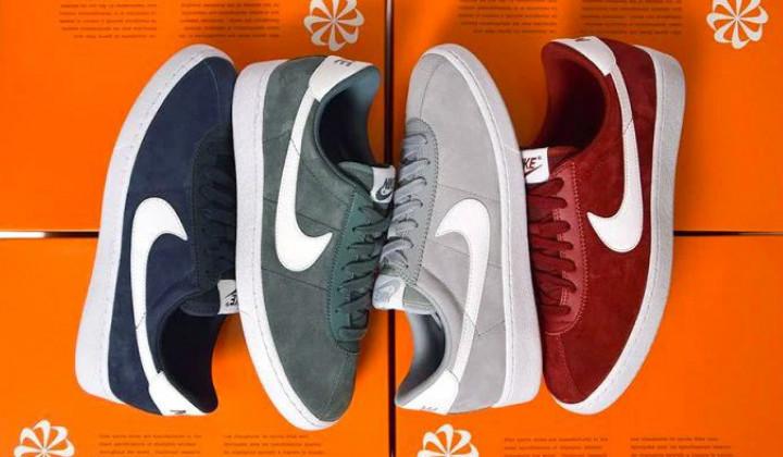 Nuevas Nike Bruin Suede