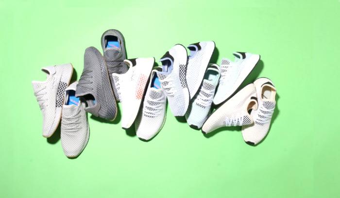 Los Nuevos colores de adidas Deerupt salen a la venta este viernes