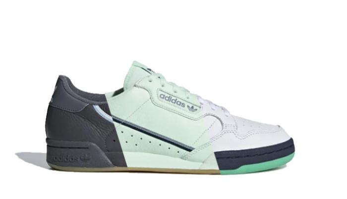 Los nuevos colores de las adidas Continental 80 llegan muy frescos