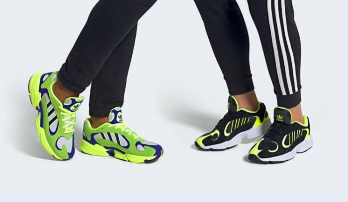 5 nuevos colores de las adidas Yung-1!