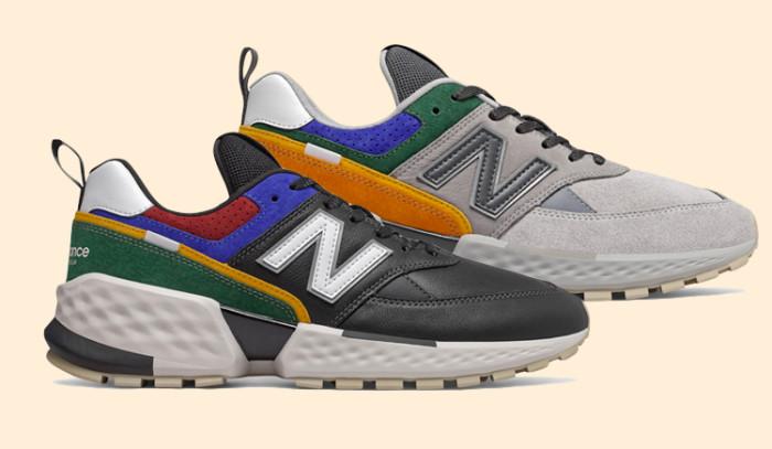 Nuevos colores de las New Balance 574 Sport, más guapas todavía!
