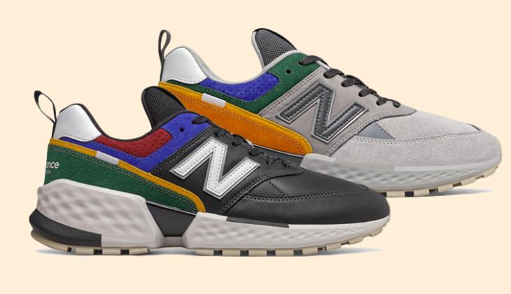 nuevos colores de new balance 574 sport