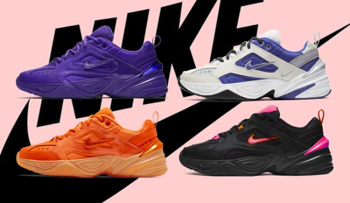 Caen 5 nuevos colores Nike M2k Tekno