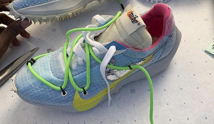 Virgil Abloh revela las nuevas Off White x Nike VaporStreet