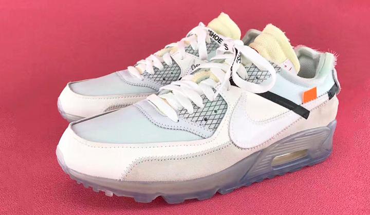 OFF-WHITE x Nike Air Max 90 buy