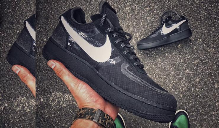 Una nueva oportunidad para conseguir las Off white x Nike