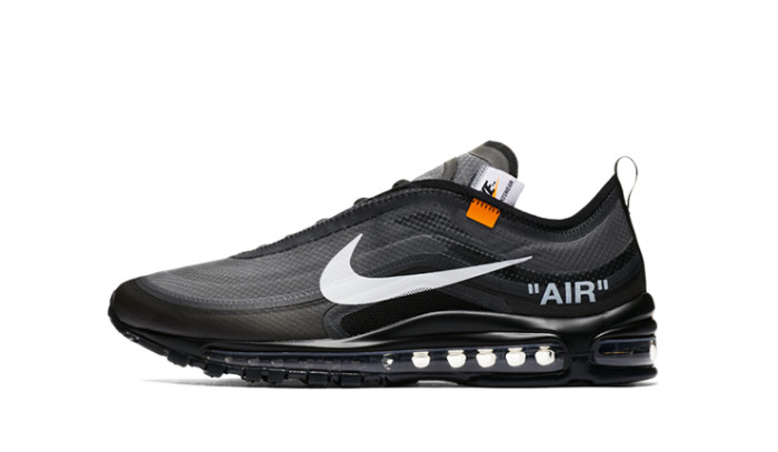 Off-white x Nike Air Max 97 Black