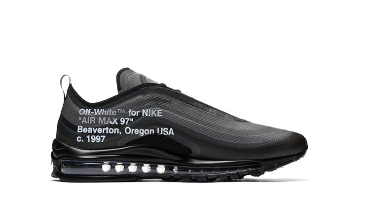 Repaso a las nuevas Off-white x Nike Air Max 97 Black - Backseries 2dda5d068