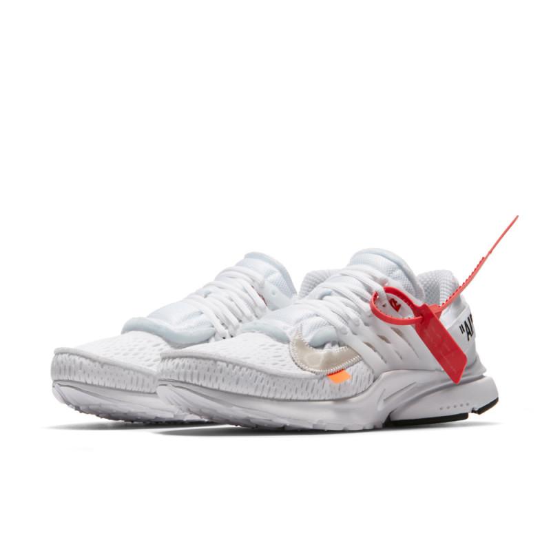 Off-White x Nike Air Presto White