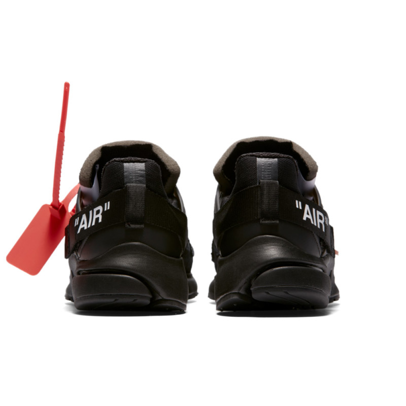 Off-White x Nike Air Presto Black