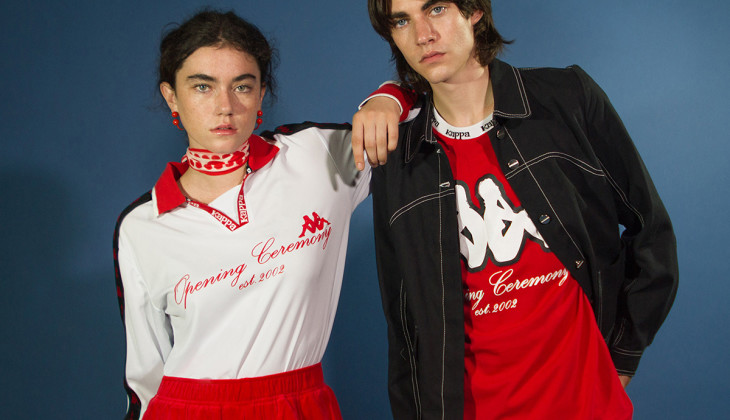 Kappa x Opening Ceremony capsule collection