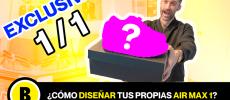 BackseriesTV : Cómo personalizar Nike Air Max 1 con Nike By You ?