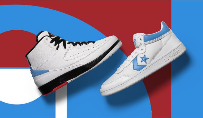 Jordan x Converse Pack, tiene que ser tuyo...