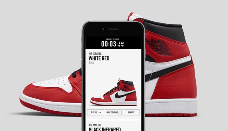 Qué son los raffles y cómo conseguir sneakers exclusivas con ellos?