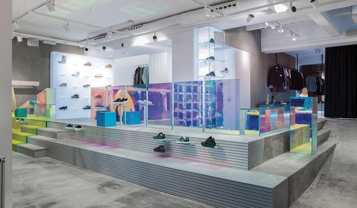 SVD re-inaugura su tienda de Madrid