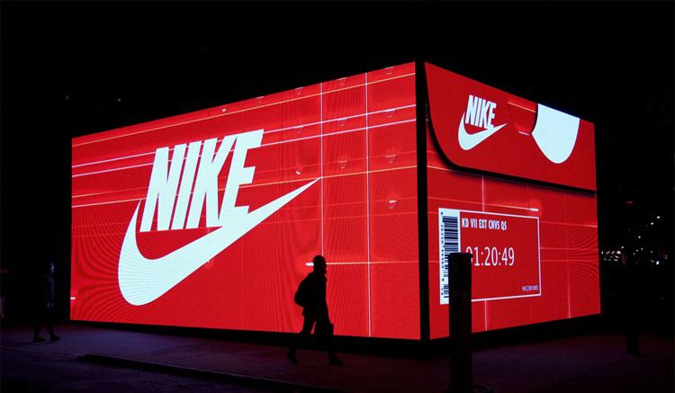 Hay código descuento del 20% en Nike!
