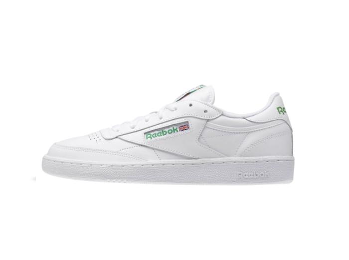 Reebok Classics Club C 85 «White Green»
