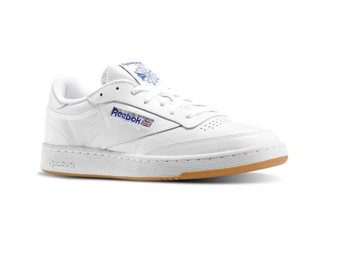 Reebok Classics Club C 85 «White Gum»