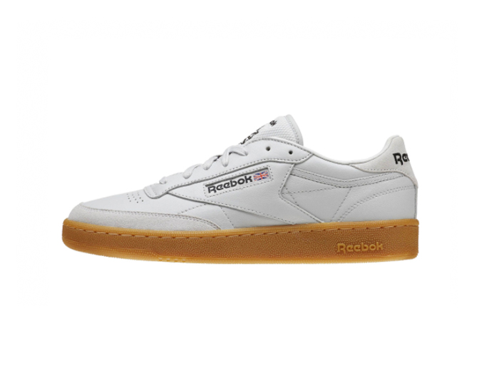 Reebok Club C 85 TDG «Skull Grey»