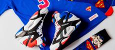Reebok Shaq Attack Superman por Shoe Palace