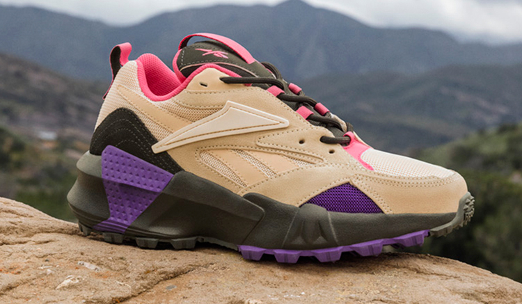 reebok classic trail collection