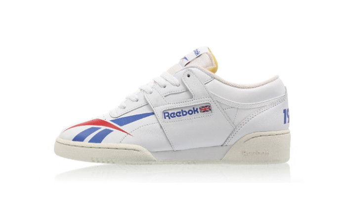 Reebok Workout Low Clean x KASINA