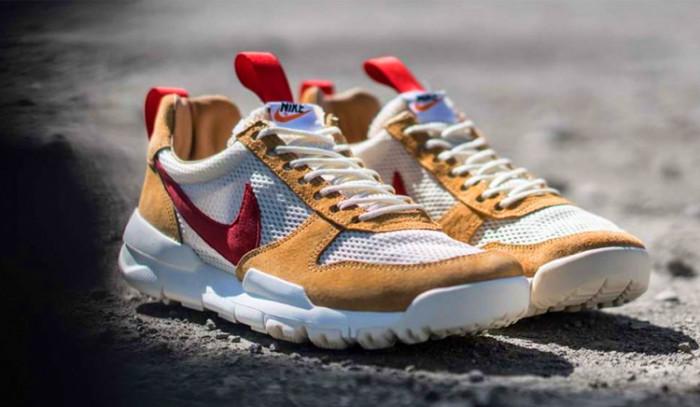 Restock de las Tom Sachs x Nikecraft Mars Yard en 2020?