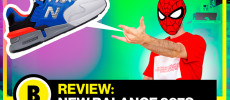 BackseriesTV : Review New Balance 997 Sport