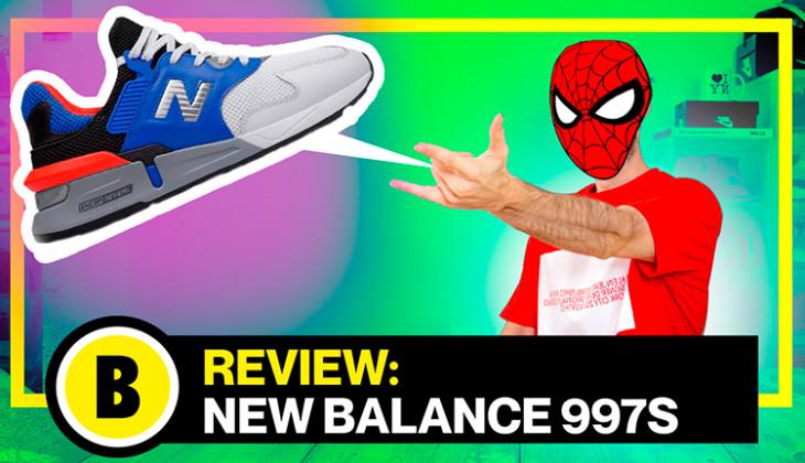 BackseriesTV : Review New Balance 997 Sport
