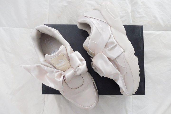 puma fenty bow sneaker rotation matildaedge