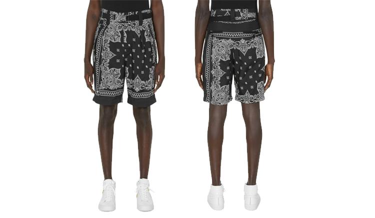 sacai-bandana-print-shorts