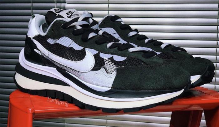 Se calienta el escenario con las Sacai x Nike Vaporwaffle