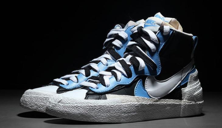 En Febrero tendremos las Sacai x Nike Blazer Mid