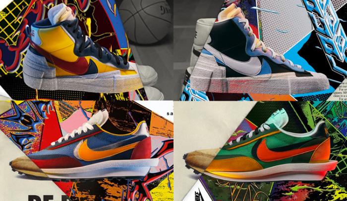 Nueva fecha de lanzamiento de las Nike x Sacai Blazer - LDWaffle ?