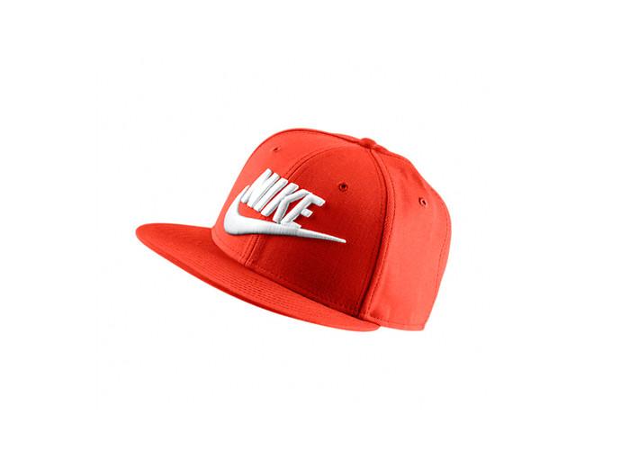 Snapback Nike Futura True 2 Red