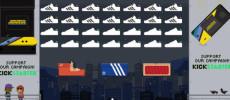 Sneaker Invaders, la combinación perfecta...