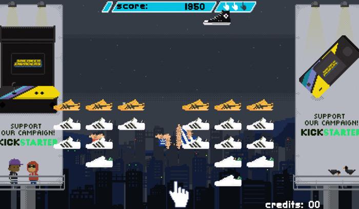 sneaker-invaders-juego-8-bit