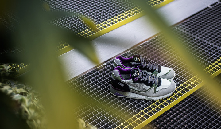 Sneaker Freaker x Diadora V7000 «Taipan»