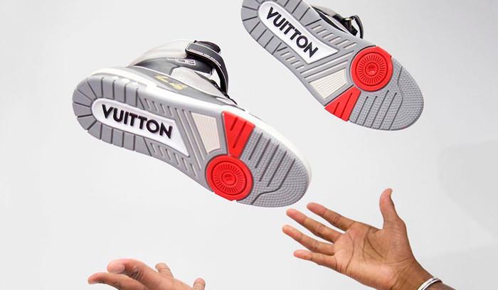 Primeras imágenes de las nuevas sneakers Louis Vuitton de Virgil Abloh