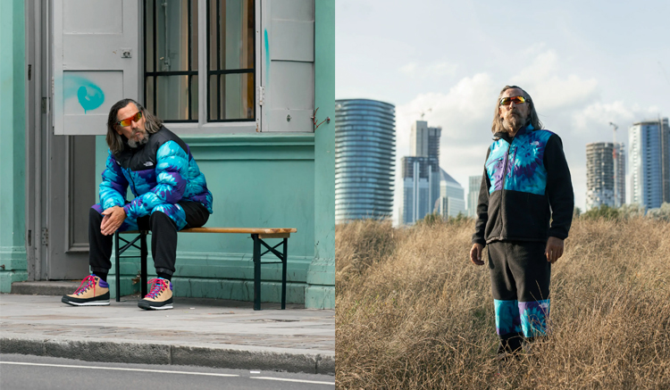 sns the north face capsule collection
