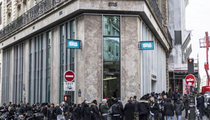 Las Mejores tiendas de sneakers en París