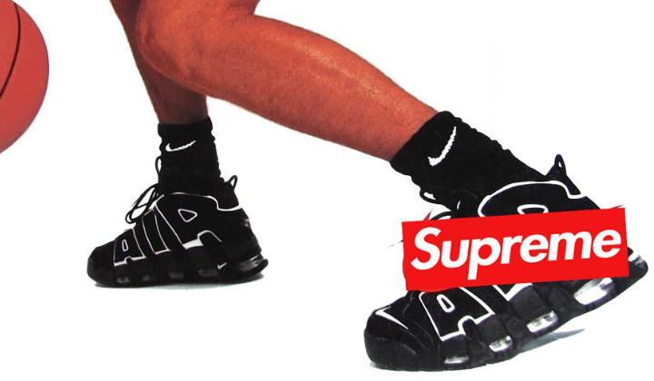 Supreme x Nike Air Max Uptempo Suptempo