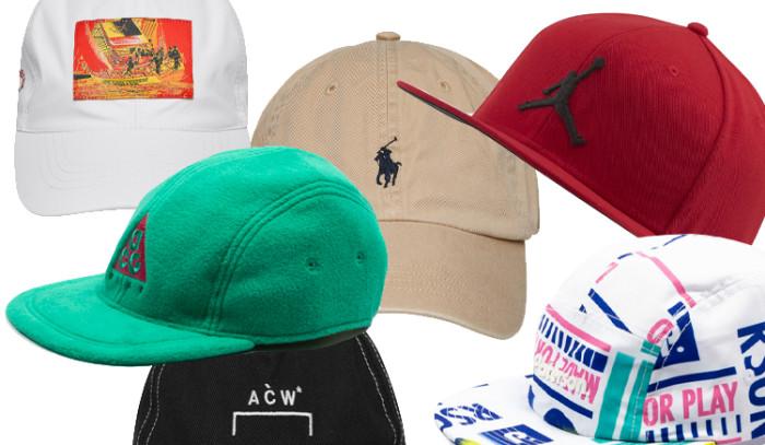 Top 10 gorras disponibles ahora mismo!