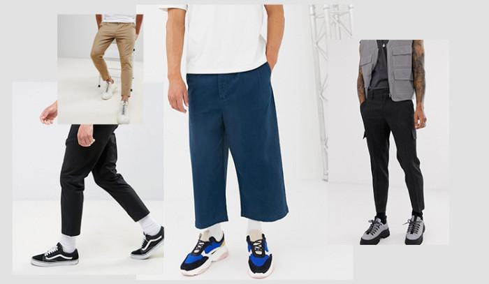 Top 10 pantalones tobilleros