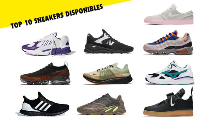 Las 10 sneakers que nos comprábamos ahora mismo!