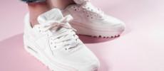Top 10 zapatillas blancas rebajadas