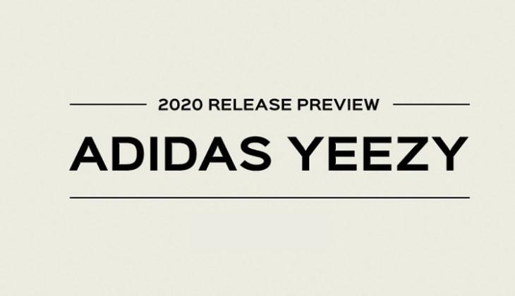 Los mejores lanzamientos adidas Yeezy 2020!!!