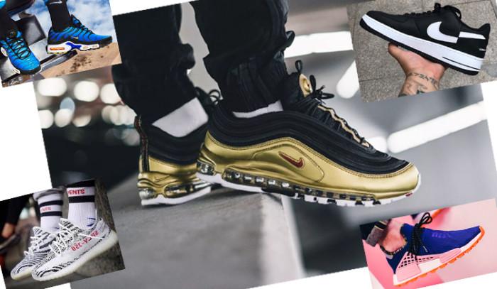 Los 12 mejores lanzamientos de sneakers de la semana !!