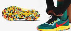 Top 10 Sneakers Trail para pillarte ya!