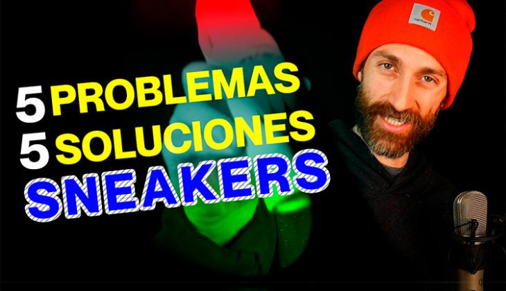 BackseriesTV: Top 5 Trucos para cuidar Sneakers